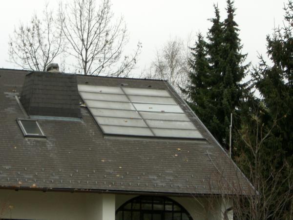 Solaranalage von der Glaserei Reiterer GmbH in Ternitz