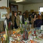 Kunst in der Werkstatt 2009 in der Glaserei Reiterer GmbH in Ternitz