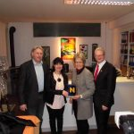 Fotos zur Veranstaltung Kunst in der Werkstatt & Jubiläum 40 Jahre Glaserei Reiterer GmbH in Ternitz!